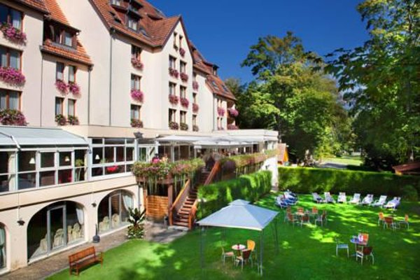 Hotel Verte Vallee - фото 23