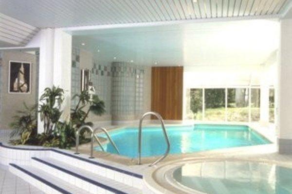 Hotel Verte Vallee - фото 9