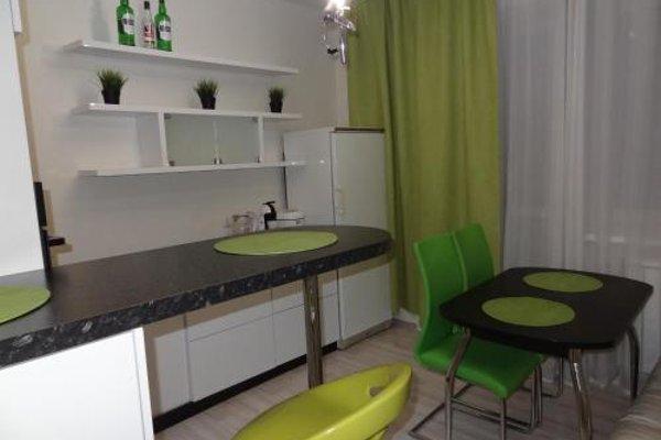 Апартаменты на Авиаторов 23 - 21