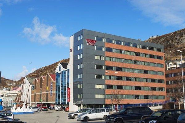 Thon Hotel Hammerfest - фото 22