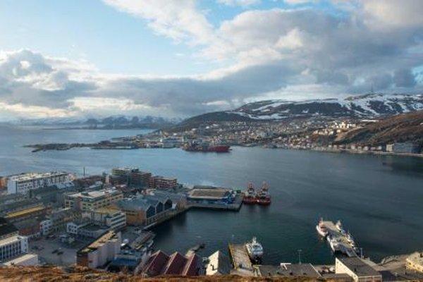 Thon Hotel Hammerfest - фото 23