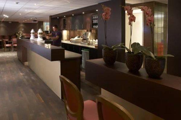 Hotel De Zeven Heuvelen - фото 13