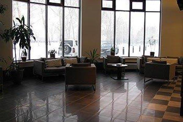 Гостиница «Скайпорт» - фото 7