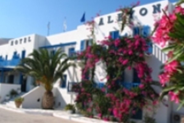 Hotel Alkyon - фото 13