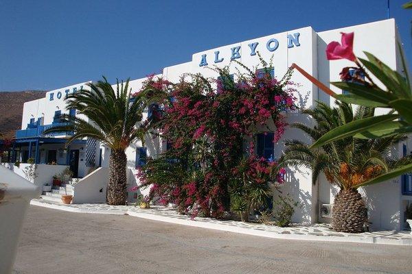 Hotel Alkyon - фото 22