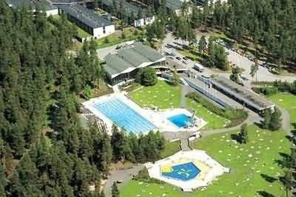 Spahotel Sveitsi - фото 22