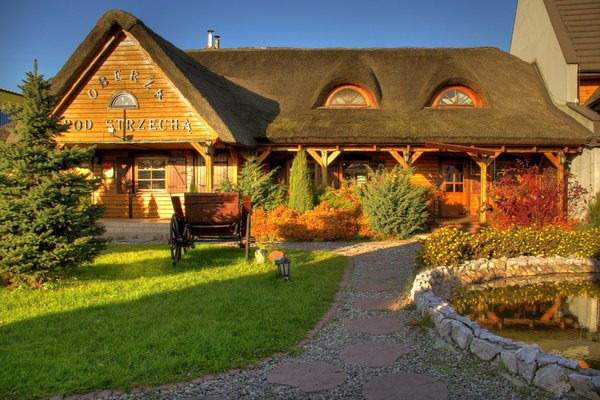 Hotel Czardasz Spa & Wellness - фото 23