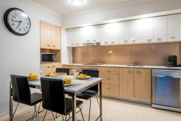 Chancellor Lakeside Apartments - фото 11