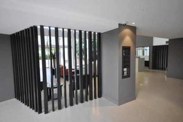 Chancellor Lakeside Apartments - фото 13