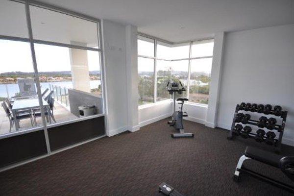 Chancellor Lakeside Apartments - фото 16