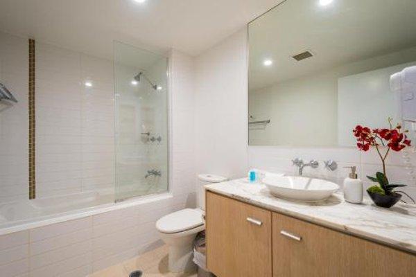 Chancellor Lakeside Apartments - фото 9