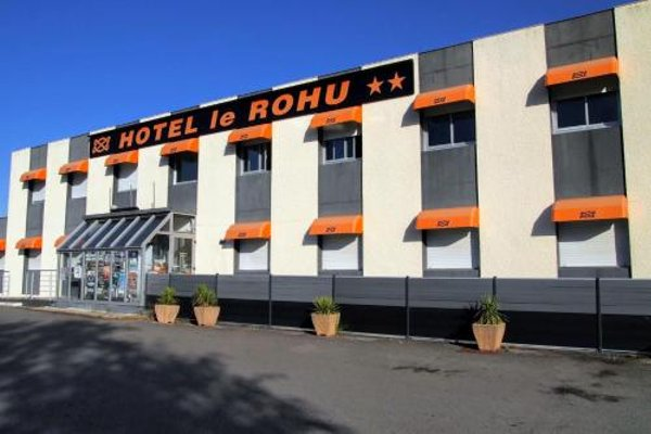 Hotel le Rohu - фото 46