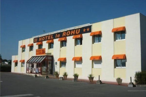 Hotel le Rohu - фото 23