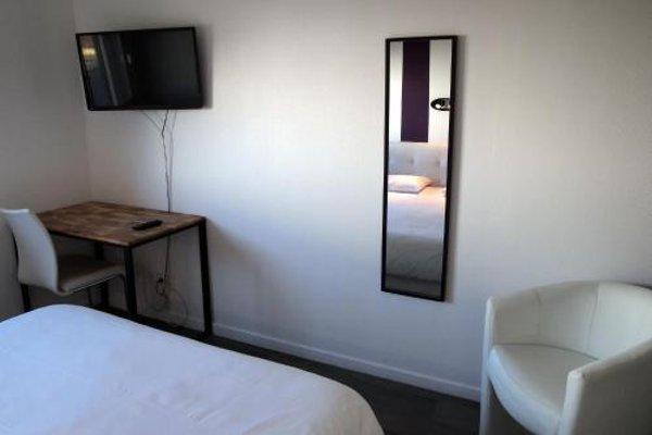 Hotel le Rohu - фото 8