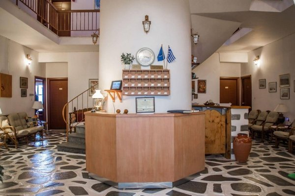 Grikos Hotel - фото 13