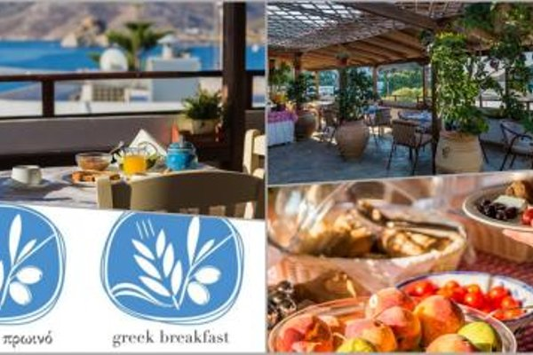 Grikos Hotel - фото 17