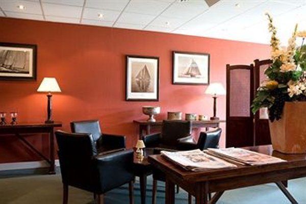 Fletcher Hotel Burgh Haamstede - фото 17