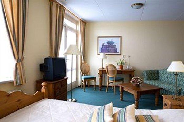 Fletcher Hotel Burgh Haamstede - фото 5