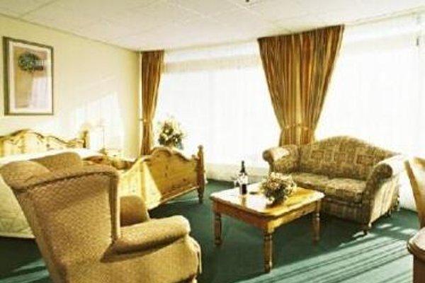 Fletcher Hotel Burgh Haamstede - фото 6