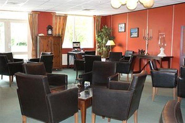 Fletcher Hotel Burgh Haamstede - фото 7