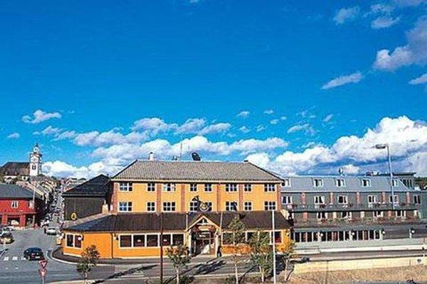 Bergstadens Hotel - фото 23