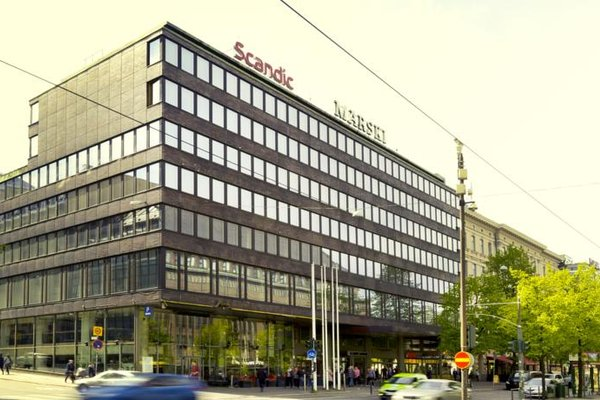 Отель Scandic Marski - фото 22