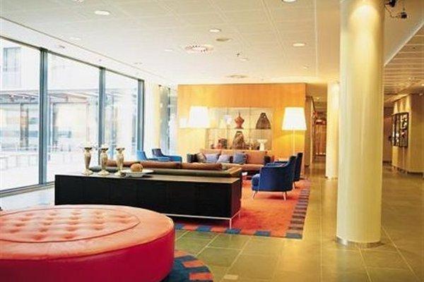Отель Scandic Simonkenttä - фото 16