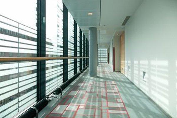 Отель Scandic Simonkenttä - фото 17