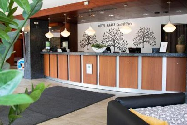 Hotel Haaga Central Park - 18