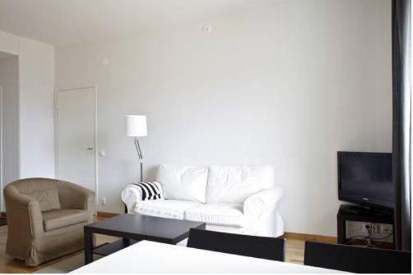 Forenom Apartments Helsinki Central - фото 10