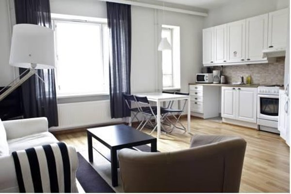 Forenom Apartments Helsinki Central - фото 12