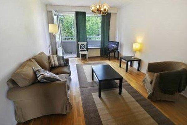 Forenom Apartments Helsinki Central - фото 3