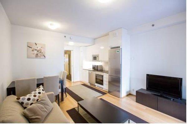 Forenom Apartments Helsinki Central - фото 9