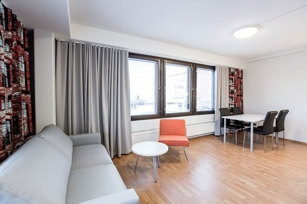 Forenom Aparthotel Helsinki Herttoniemi - фото 6