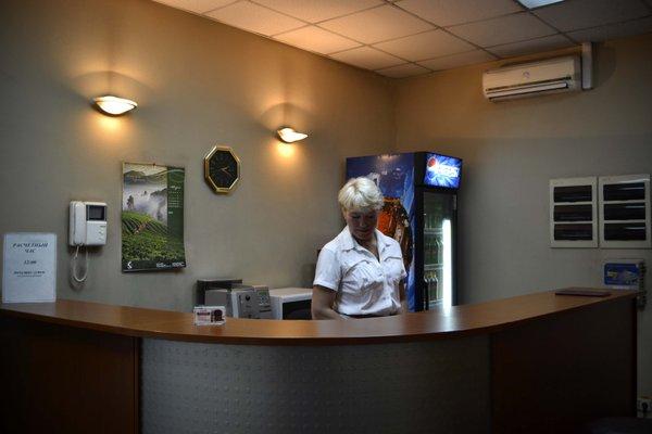 Гостиница Самолет - фото 11