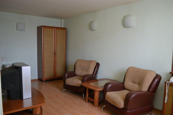 Гостиница Самолет - фото 16