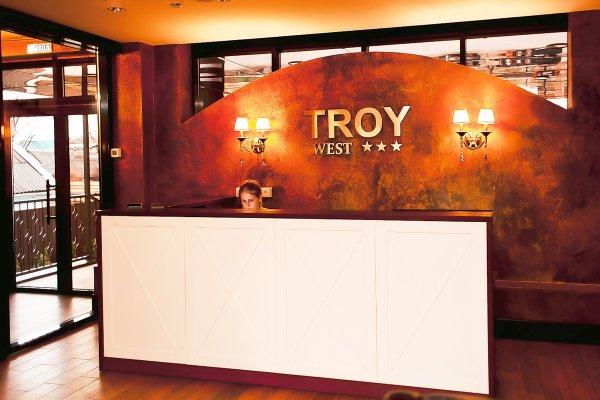 Отель Троя Вест - фото 10