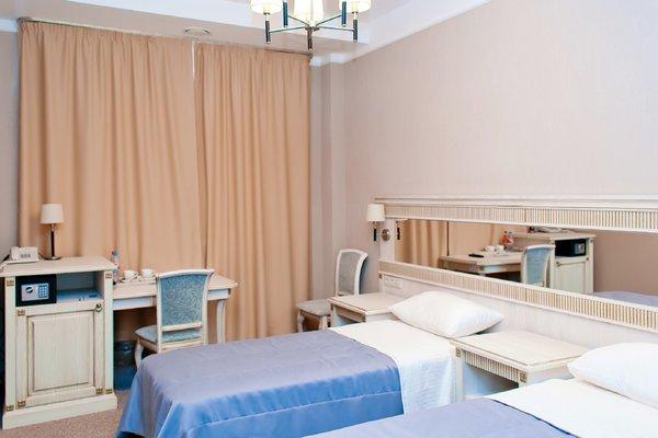 Отель Троя Вест - фото 3