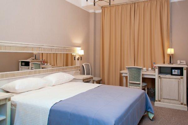 Отель Троя Вест - фото 4