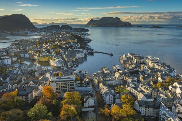 Radisson Blu Hotel, Alesund - фото 23