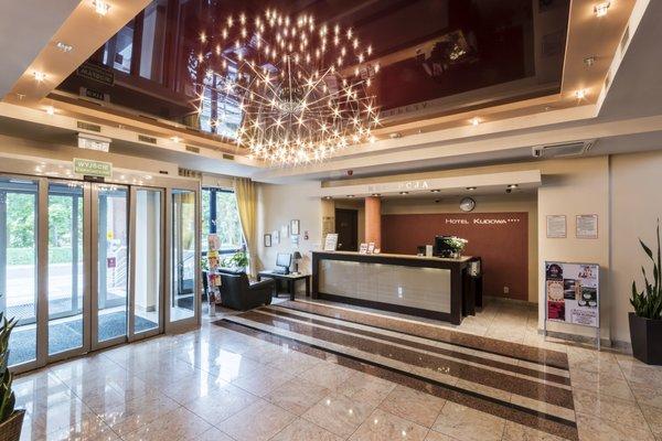 Hotel Kudowa Manufaktura Relaksu - фото 15