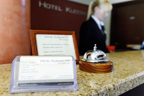 Hotel Kudowa Manufaktura Relaksu - фото 19