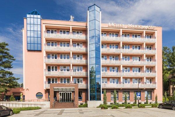 Hotel Kudowa Manufaktura Relaksu - фото 23