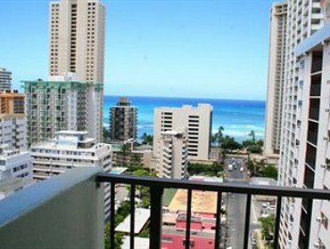Guesthouse Waikiki Park Heights