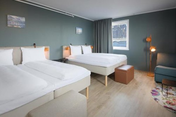 Vestfjord Hotel Lofoten - фото 50