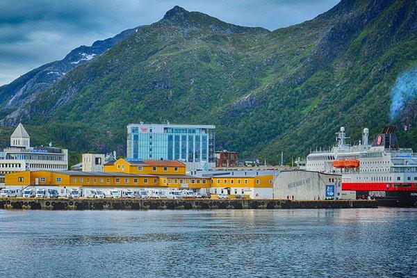 Vestfjord Hotel Lofoten - фото 22