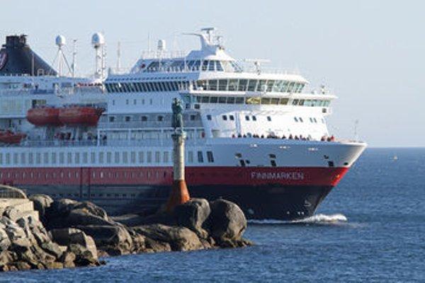 Vestfjord Hotel Lofoten - фото 23