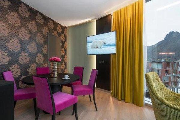 Thon Hotel Lofoten - фото 11