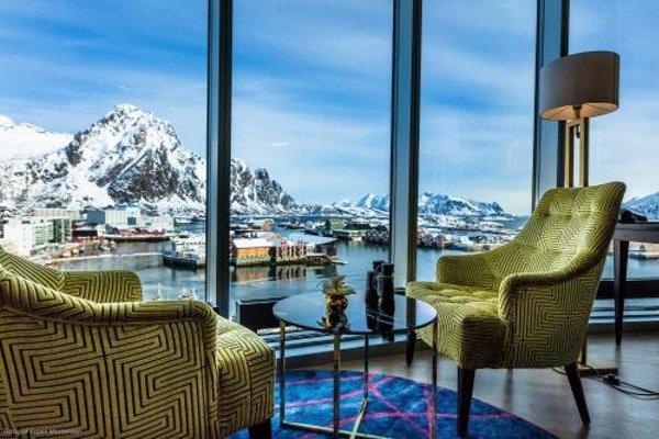 Thon Hotel Lofoten - фото 19