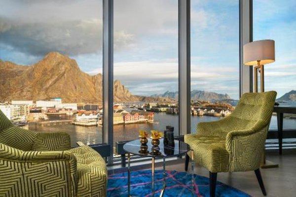 Thon Hotel Lofoten - фото 23